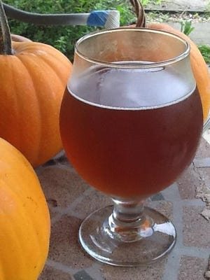 Punkin Ale from Dogfish Head Craft Brewed Ales.