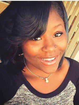Netria Lyons, 20, was found dead Tuesday, June 28, 2016, inside her apartment on Indianapolis' northwest side.