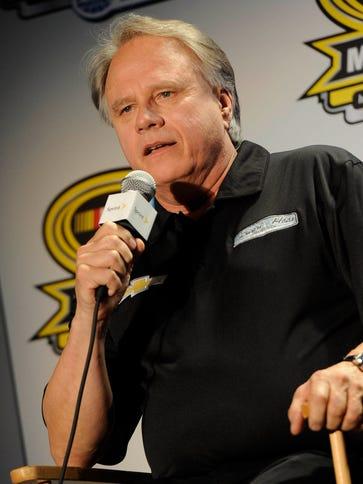 Stewart Haas Racing co-owner Gene Haas' Haas F1 Team