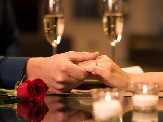 Share a romantic dinner with your loved one this Valentine's
