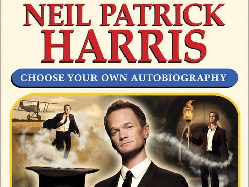 neil patrick harris choose your own autobiography pdf free download