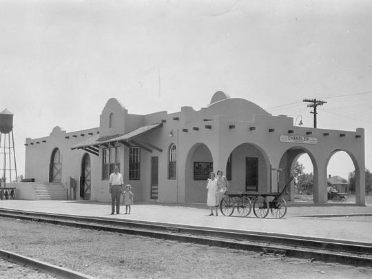 Chandler Train Depot (1913)