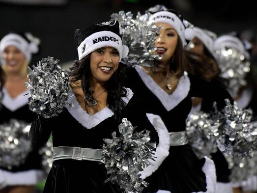 Week 15: Oakland Raiders