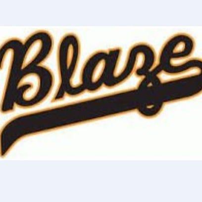 Blaze baseball team