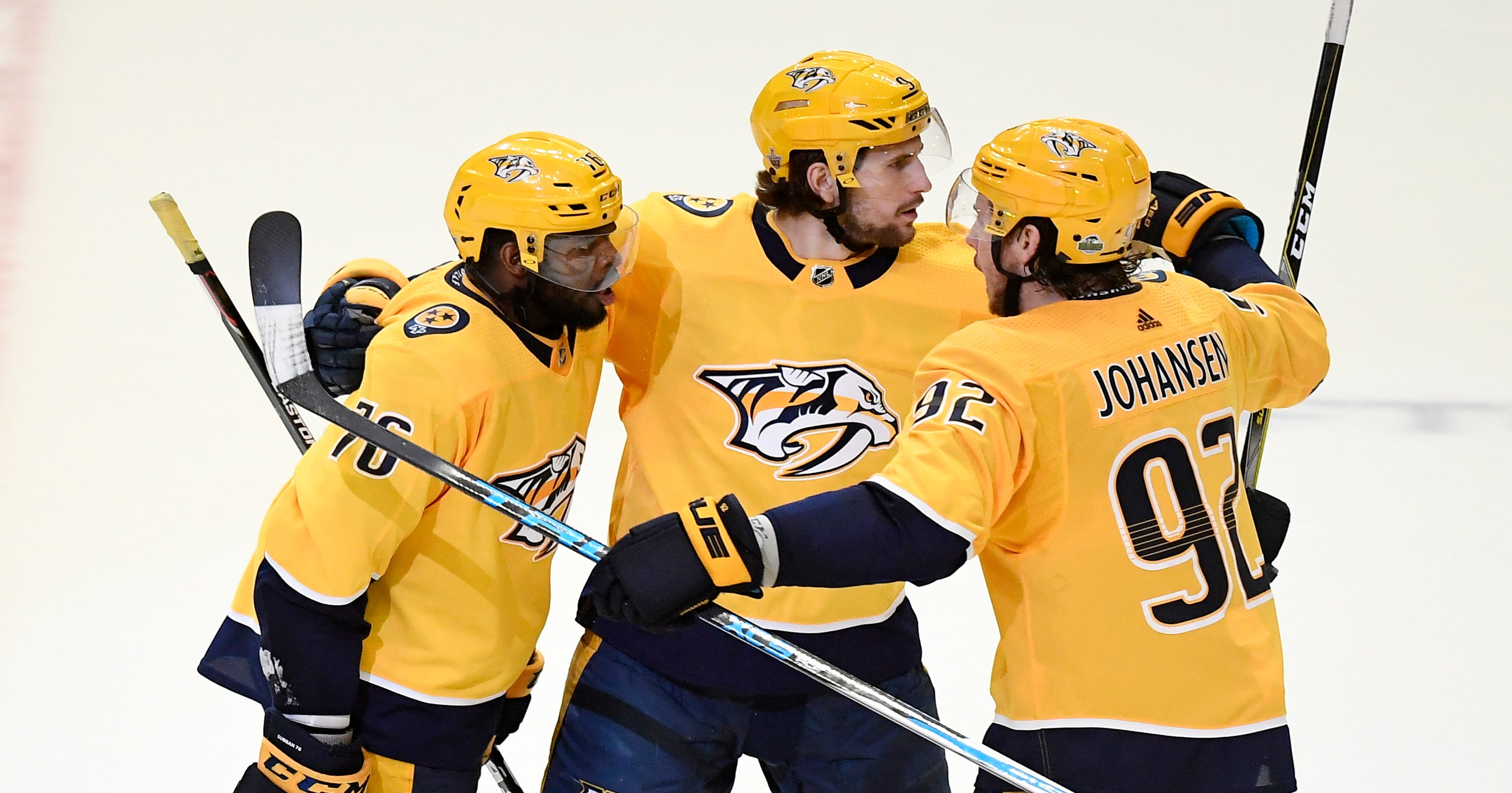 Predators  David Poile kept the gang together for a Cup run 6d18057c6