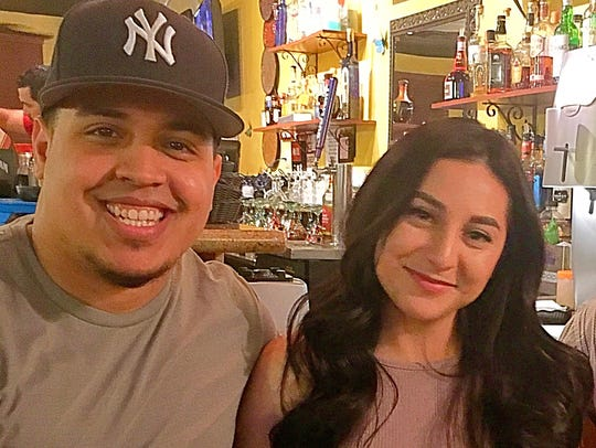 Jonathan Reynoso and Audrey Moran have been missing