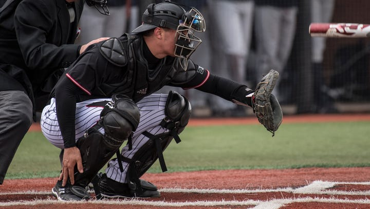 Nick Matera, catcher from Rutgers and Roxbury, living pro ball dream in Phillies organization