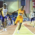 Christian Coleman in form on Day 1 of SEC indoor track