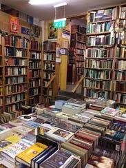 Charlie Byrne Bookstore.