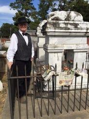 Opelousas Cemetery Tours