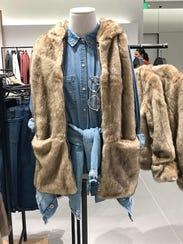 Fabulous faux fur.