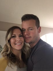 Melinda and James Ray say they are forever grateful