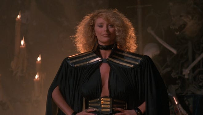 """Sybil Danning in a scene from """"The Howling II: Your Sister is a Werewolf."""""""
