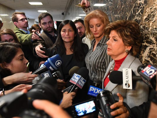 ZERVOS LAWSUIT VS. PRESIDENT TRUMP