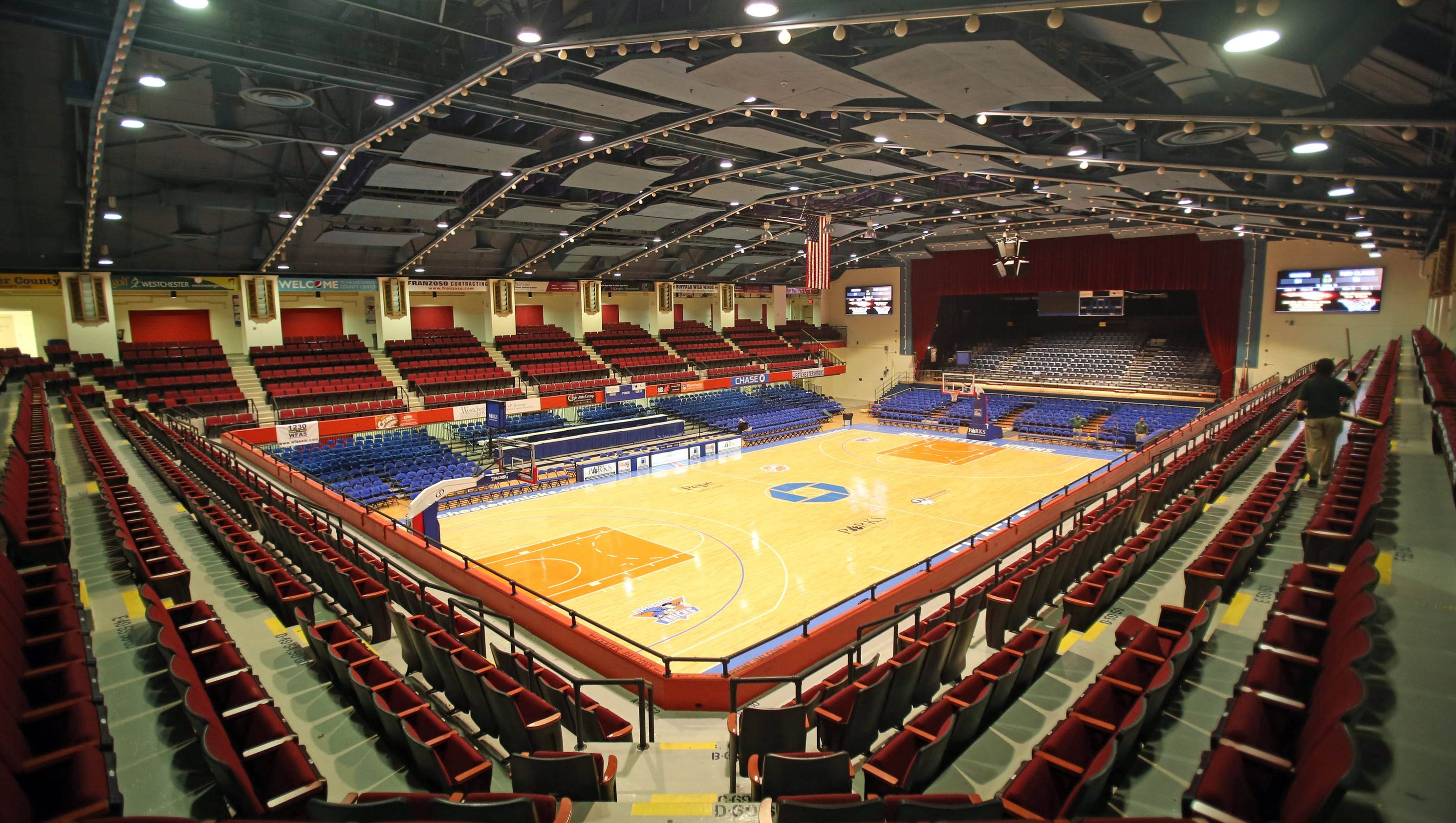 Scoreboard: Championship Week at the County Center