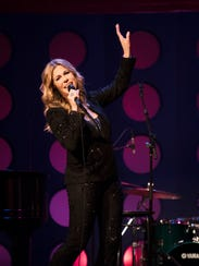 Rita Wilson performs songs from her self-titled album