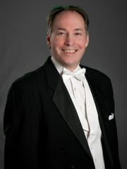 Kevin McMahon, music director and conductor of Sheboygan Symphony Orchestra.