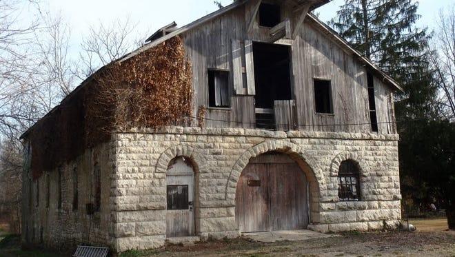 Cravenhurst barn, Madison, Indiana