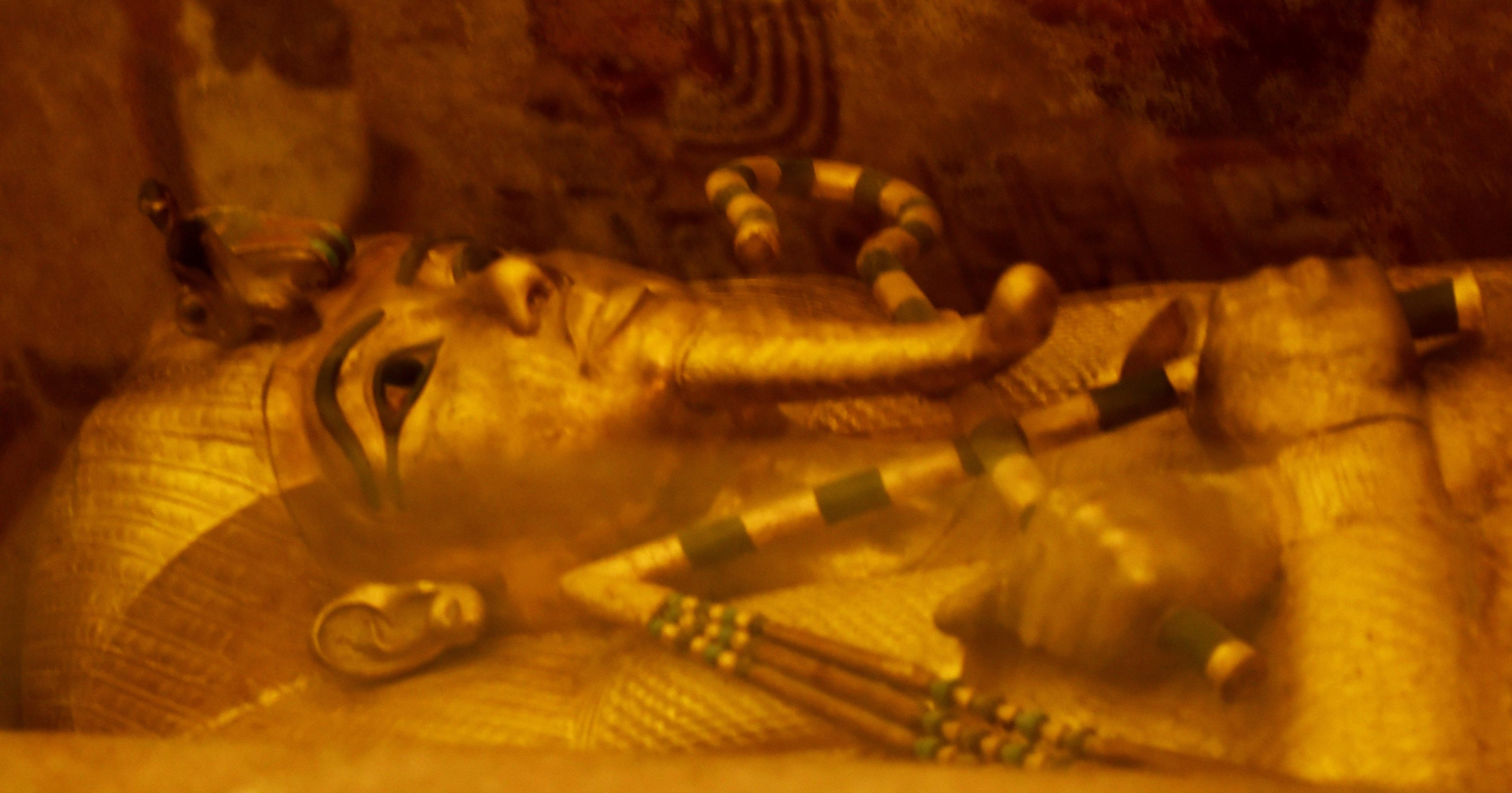 The Curse Of King Tuts Tomb Torrent: King Tut Tomb Theory Suddenly In Doubt