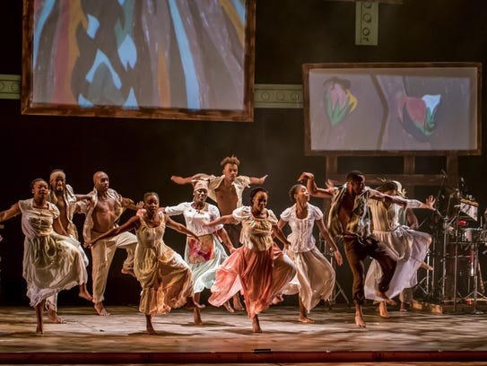 Step Afrika! is a much-praised Washington DC troupe