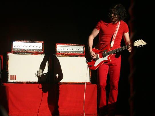 While The White Stripes' 2007 show was one of the band's