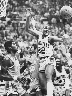 Rodney McCray won an NCAA title with his brother, Scooter, at Louisville in 1980, defeating UCLA in the championship game.