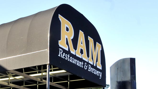 The Ram Restaurant in Salem. Nursing advocates protested at the Clackamas location.