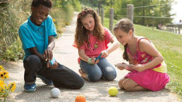 Kids (and adults) will love playing with this robot ball.