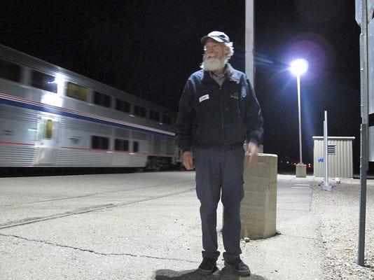 Amtrak Station Closing
