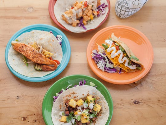 Enjoy happy hour deals at Cien Agaves Tacos & Tequila.