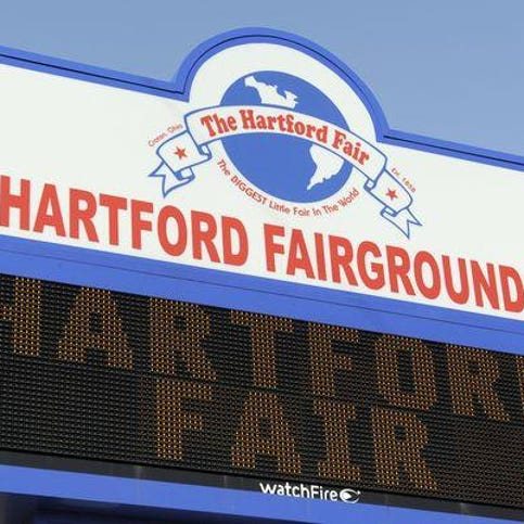 Hartford Fair Results