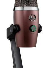 Yeti Nano is a premium USB microphone designed for broadcast-quality podcasting, YouTubeTM content, game streaming, Skype calls and voiceover work.
