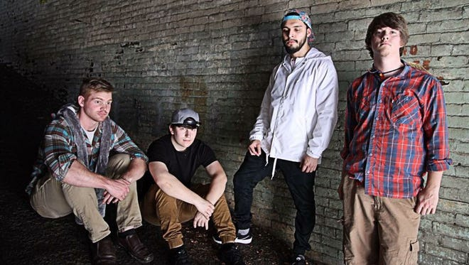 Local bands Wild Ire (pictured) and Bear Witness will rock with Denver, Colorado, band The Windermeres 8 to 10 p.m. Friday, May 5 at Premiere Academy of Performing Arts, 241 State St. $5.