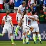 Women's World Cup: U.S. vs. Colombia