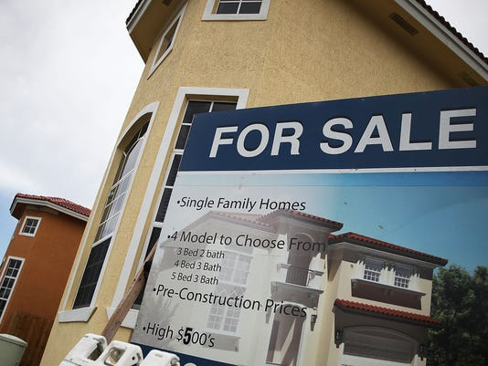 Sales Of New Homes Rises For Second Month In Row