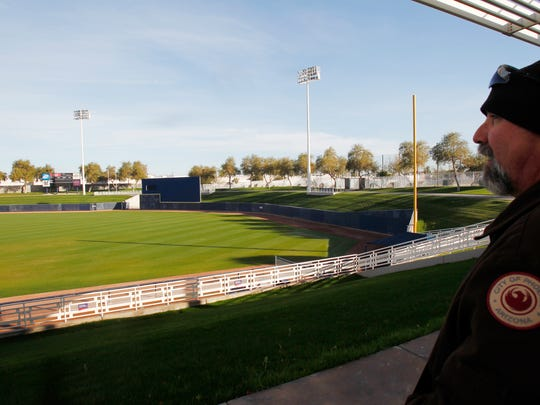The Milkwaukee Brewers call the west-side Maryvale
