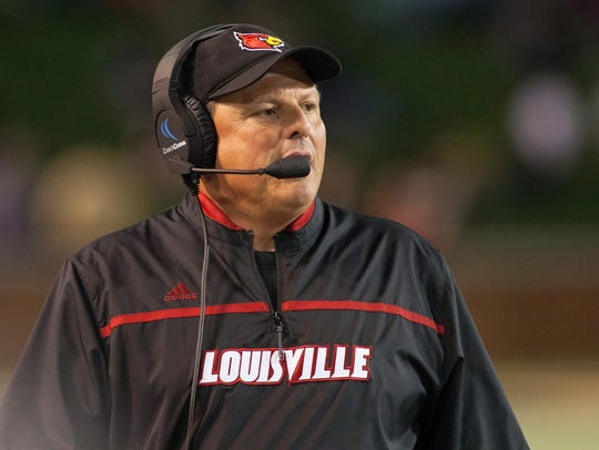 Todd Grantham will be Mississippi State's fourth defensive