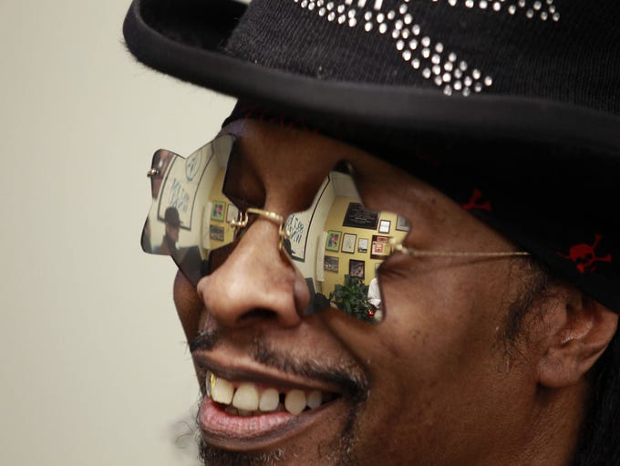 """Bootsy Collins: William Earl """"Bootsy"""" Collins was born"""