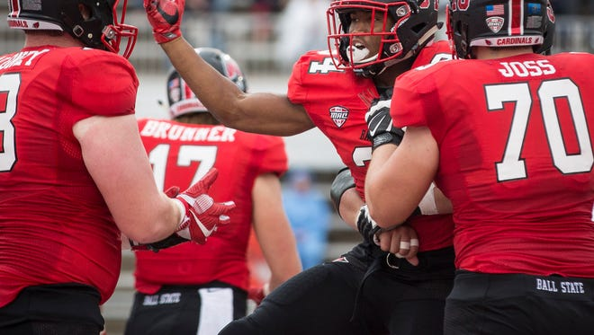 Ball State loses to NIU Saturday afternoon at Scheumann Stadium with a final score of 31-24.