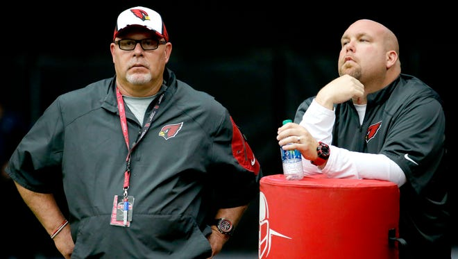 The Cardinals' Bruce Arians and Steve Keim have some decisions to make about their roster.