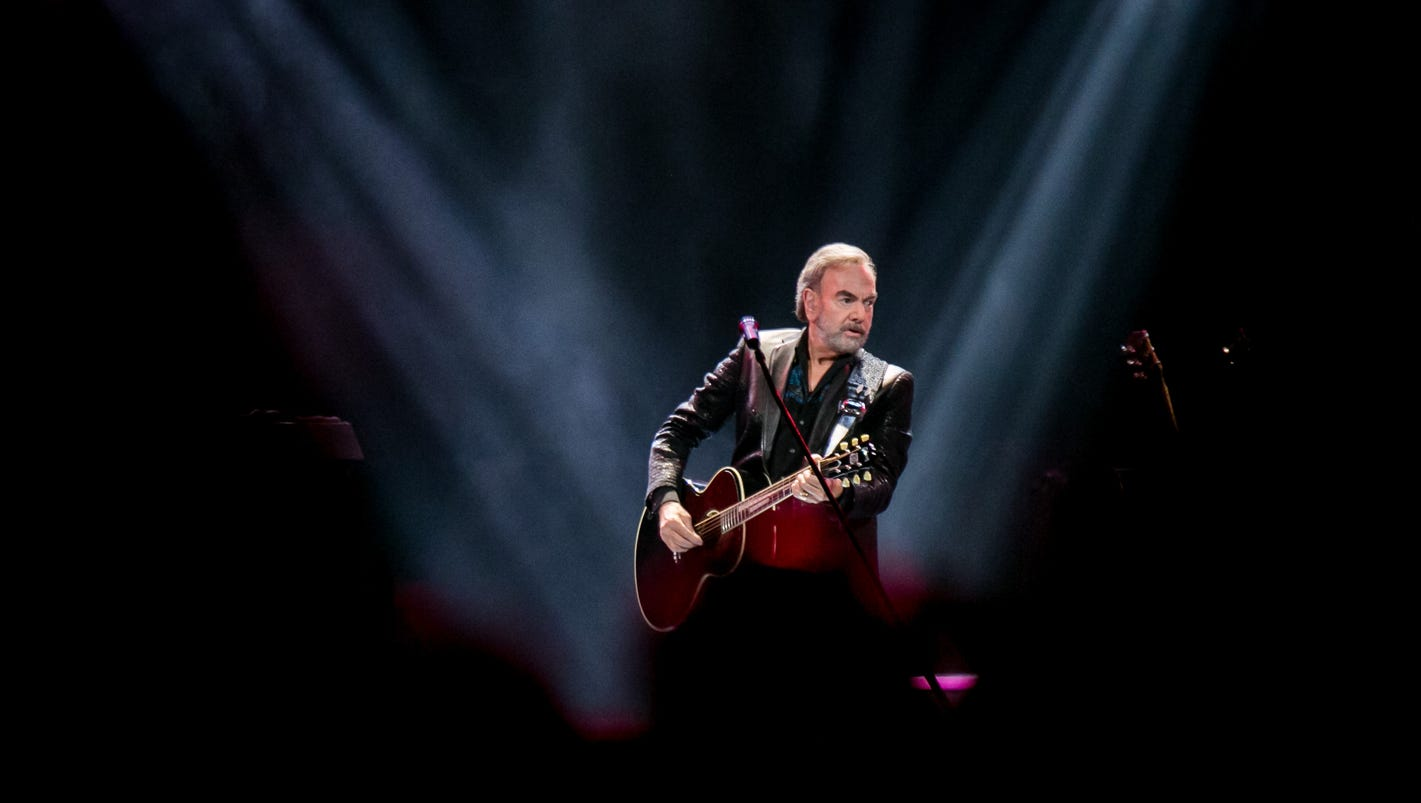 Neil Diamond Tour  Review