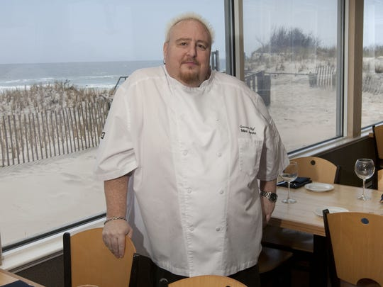 Chef Mike Jurusz, owner of Chef Mike's ABG in Seaside Park
