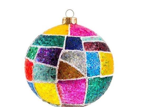 A Thomas Glenn Ornament.