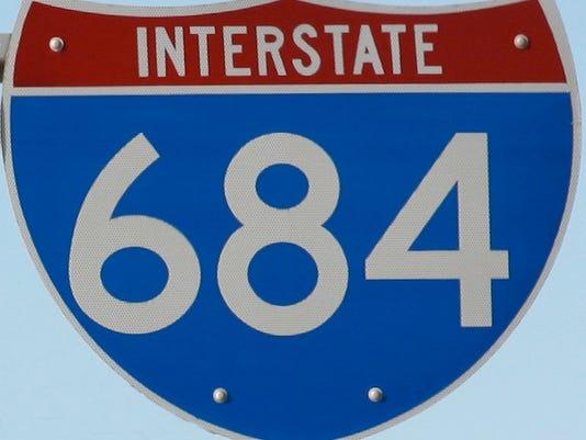 I-684 sign