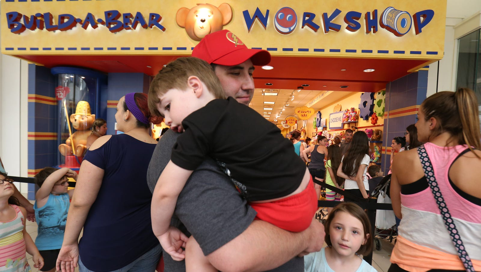 Build-a-Bear CEO apologizes for 'Pay Your Age' sale fail