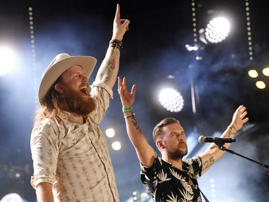 Brothers Osborne: Vocal Duo of the Year nominee