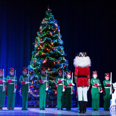 'Nutcracker' takes Capitol stage Dec. 16-18