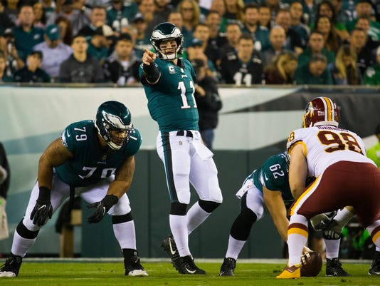 News: Eagles-Redskins