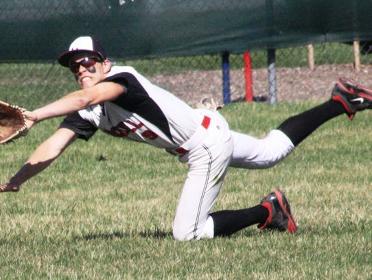Churchill's Nate Guzowski nearly robbed a Plymouth