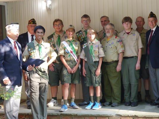 Eagle Scout Presentation 1